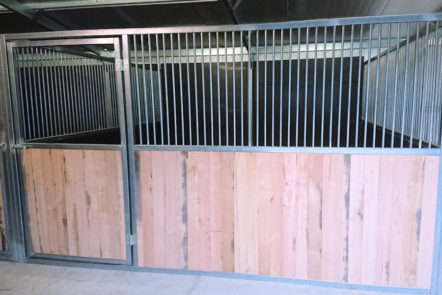 Melbourne Steel Horse Stable Builder